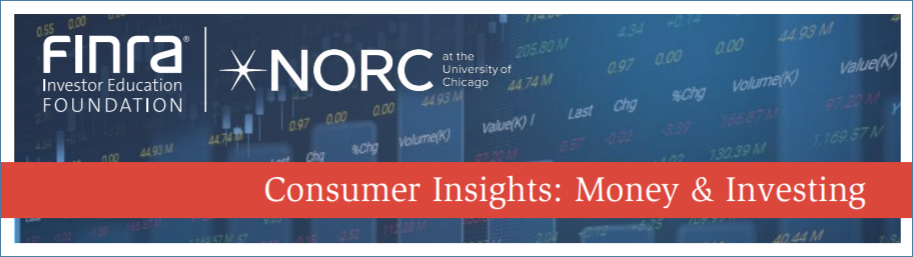 Consumer Insights: Money & Investing