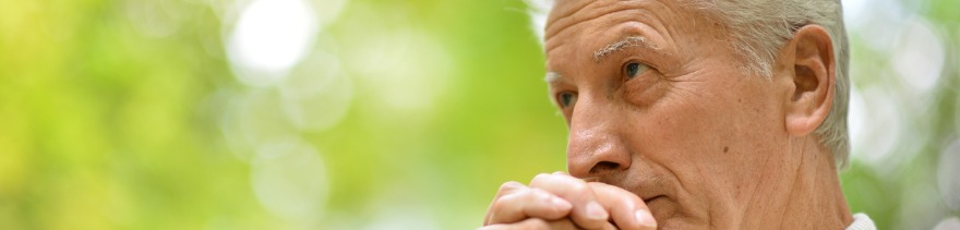 Portrait of a senior man  ©iStockphoto.com/RuslanGuzov